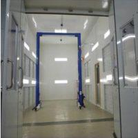 プッシュプル型ブース設置 施工事例