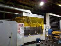 レーザー加工機排気工事
